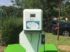 Mы рады Вам сообщить, что у нас появилась новая электростанция для зарядки электромобилей!