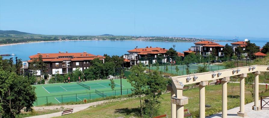 Тенис Клуб Санта Марина
